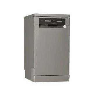 Узкая посудомоечная машина Hotpoint-Ariston HSFO 3T223 WC X