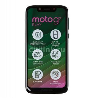 Достойный бюджетный смартфон MOTOROLA G7 Play 32Gb
