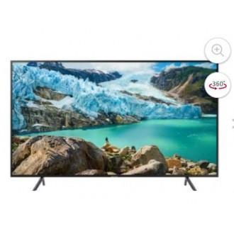 Samsung UE65RU7170U c разрешением 4К