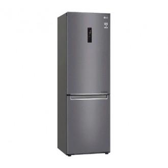 Холодильник LG DoorCooling+ GA-B459SLKL c No Frost