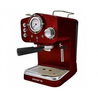 Стильная кофеварка Polaris PCM 1531E Retro с хорошей скидкой
