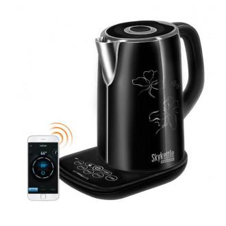 Очень крутой умный чайник REDMOND SkyKettle M170S-E