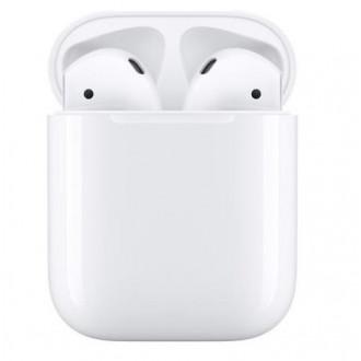 Apple AirPods в футляре с возможностью беспроводной зарядки (2019)