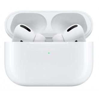 Беспроводные наушники Apple AirPods Pro в футляре с возможностью беспроводной зарядки