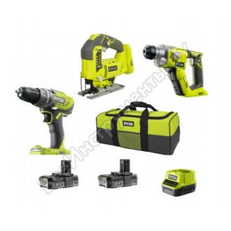Набор инструментов Ryobi ONE+ R18DDJSSDS-220S 5133003688