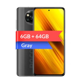 POCO X3 NFC 6/64 ГБ по отличной цене