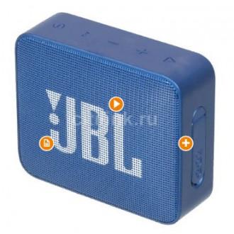 Портативная колонка JBL GO 2. Малютка по приятной цене!
