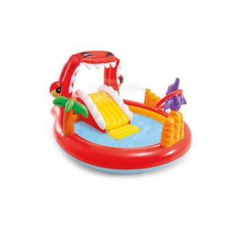Игровой центр Intex Happy Dino 57160