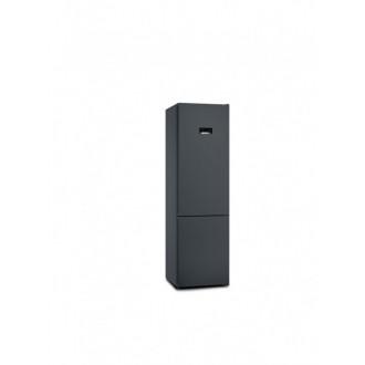 Чёрный-чёрный холодильник Bosch Serie 4 KGN39XC2AR