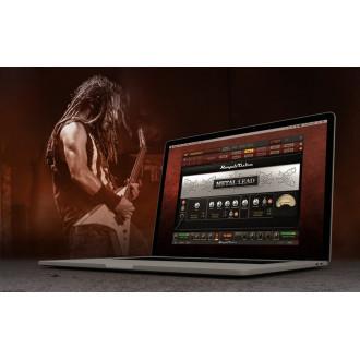 Гитарный эмулятор IK Multimedia AmpliTube Metal