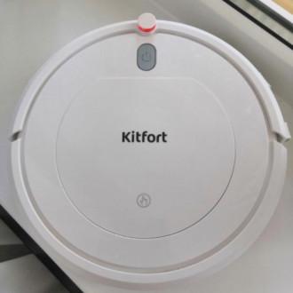 Купил Робот-пылесос Kitfort-531, обошёлся в 3090₽ при цене 4490₽