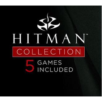 Набор игр Hitman Collection в Steam для ПК