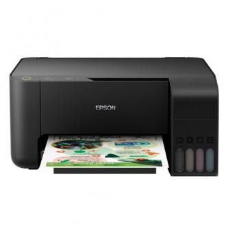 Струйное МФУ Epson L3100. Поддерживает большое разрешение фото