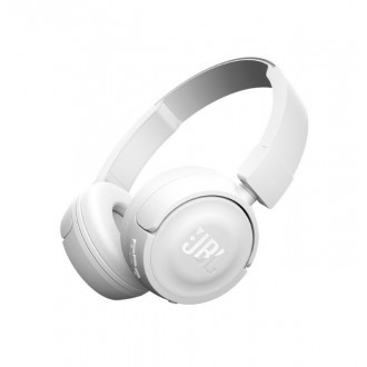 Bluetooth наушники JBL T460BT White. До 11 часов работы