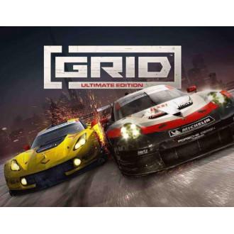 GRID Ultimate продают временно в Steam с огромной скидкой