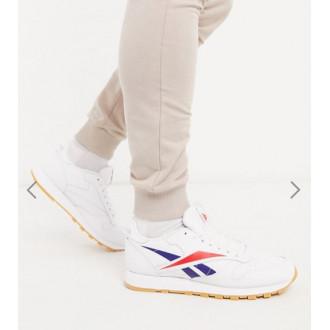 Отличная цена на кожаные мужские кроссовки Reebok Classic