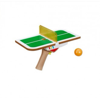 Компактный мини понг от Hasbro для любителей настольного тенниса