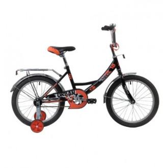 Детский велосипед Novatrack Urban 18 (2020)
