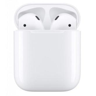 Наушники Apple AirPods в футляре с возможностью беспроводной зарядки (2019)