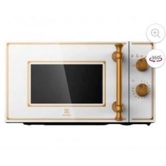 Микроволновая печь Electrolux EMM20000OC Rococo с необычным дизайном