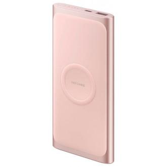 Внешний аккумулятор (Power Bank) SAMSUNG EB-U1200, 10000мAч, розовое золото