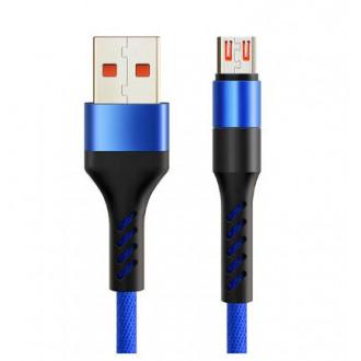 Кабель micro-USB/Type-C Сabletime 1м