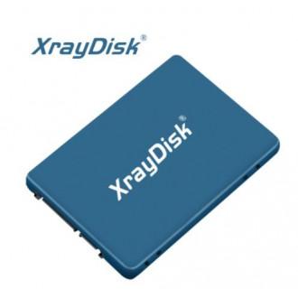 SSD накопитель XrayDisk 480Gb по отличной цене