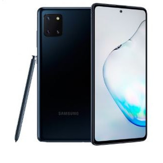 Смартфон Samsung N770 Galaxy Note10 Lite 6/128Gb при покупке с аусессуаром