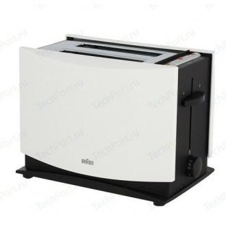 Функциональный и удобный тостер Braun HT 450 WH