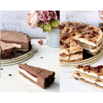 Десерты со скидками 56% по промокоду в Cheese-Cake