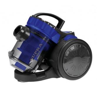 Мощный бюджетный пылесос с контейнером для пыли Supra VCS-1651
