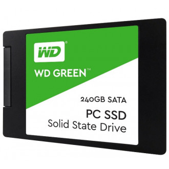 SSD диск WD Green 240 ГБ