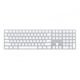 Клавиатура Apple Magic Keyboard with Numeric Keypad White (MQ052RS/A)