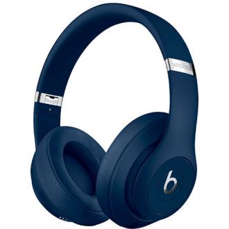Беспроводные наушники с микрофоном Beats Studio3 Wireless Blue (MQCY2EE/A)