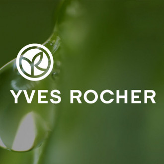 Получаем скидки до 45% в бутиках Yves-Rocher
