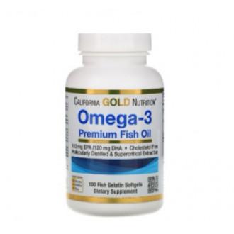 Выгодный набор: коллаген и омега-3 от California Gold Nutrition