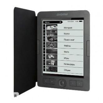 6-ти дюймовая читалка DIGMA E656 Cover