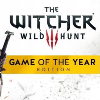 THE WITCHER 3: WILD HUNT - GAME OF THE YEAR EDITION со скидкой 70%
