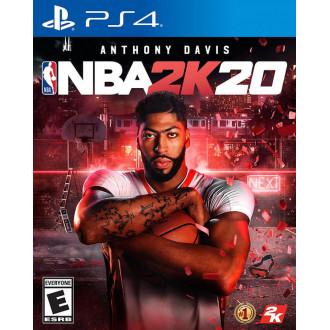 Игра NBA 2K20 для PS4 бесплатно подписчикам PSPlus