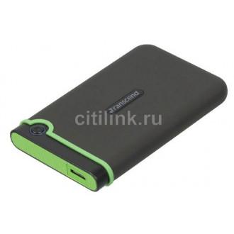 Внешний жесткий диск TRANSCEND StoreJet 25M3S TS2TSJ25M3S, 2Тб