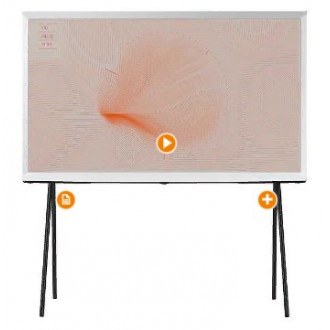 QLED телевизор SAMSUNG QE43LS01TAUXRU Ultra HD 4K