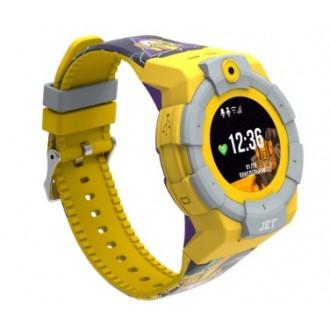 Классные часы Jet Kid Transformers Bumble Bee