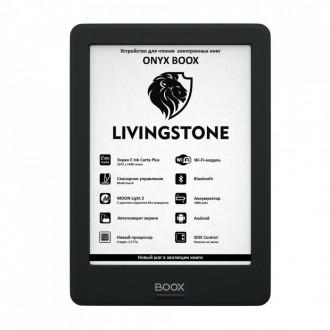 Электронная книга ONYX BOOX Livingstone по самой низкой цене