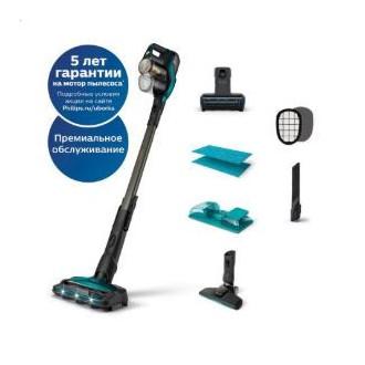 Пылесос беспроводной 3 в 1 для сухой и влажной уборки Philips 8000 Series Aqua XC8147