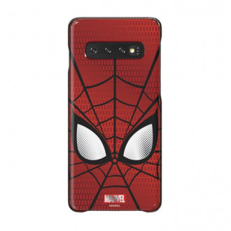 Чехол Samsung Spider-Man для Galaxy S10, Red по крутой цене