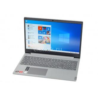 Мощный ноутбук LENOVO IdeaPad S145-15API 81UT00FDRU в сером цвете
