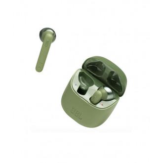 Беспроводные наушники с микрофоном JBL Tune 220 TWS Green