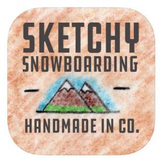 Игра Sketchy Snowboarding стала временно бесплатной