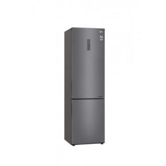 Холодильник LG DoorCooling+ GA-B509CLWL почти бесшумный