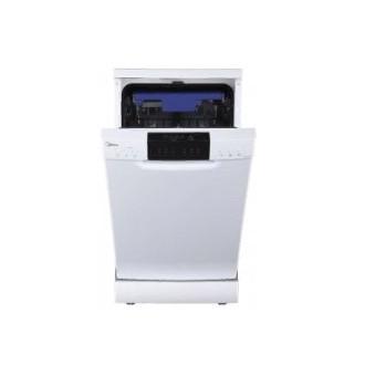 Узкая посудомоечная машина Midea MFD45S110W